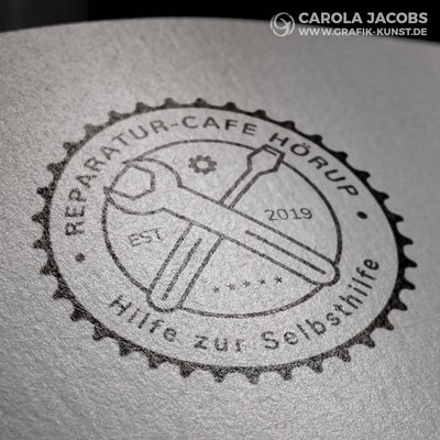 Reparatur Cafe Hörup - Web und Logo