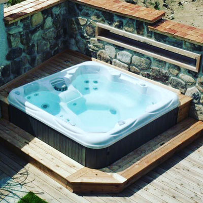 Artesian Spas with hot tub filters of EGO3