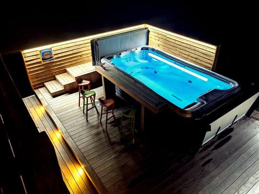 Swim Spa filters