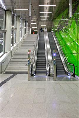 Wehrhahnlinie in Düsseldorf