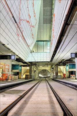 Wehrhahn-Linie in Düsseldorf