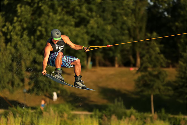 Wakeboarding Langenfeld