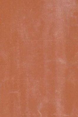 Zementgebundene Spanplatte durchgefärbt, rot