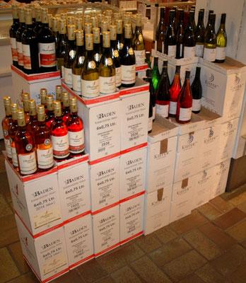 Weinqualität in jeder Preisklasse