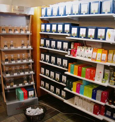 Tee - Erleben Sie die Vielfalt aus mehr als 50 verschiedene Teesorten