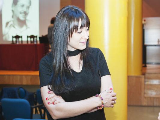 Sara A. Palicio, autor del libro «Intuiciones y memoria. La poesía de Alberto Vega» / © Ana Isabel Jambrina Huete