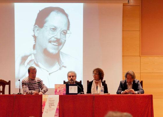 Javier Cellino, Helios Pandiella, Noelí Puente y Ricardo Labra / © Ana Isabel Jambrina Huete
