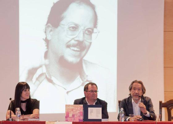 Sara A. Palicio, Leopoldo Sánchez Torre y Ricardo Labra / © Ana Isabel Jambrina Huete