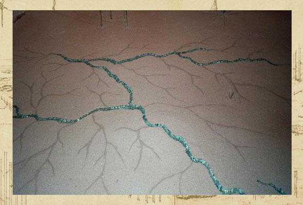 1 amorphoplante Radicelle Gigantis (sans excroissance stalagmique)