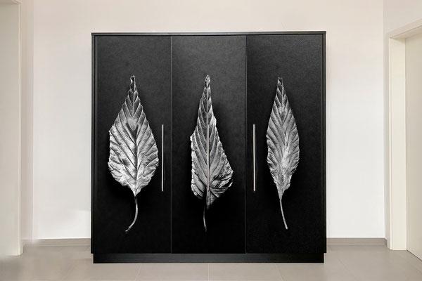 silverleaves, Fotokunst von Jürgen Müller