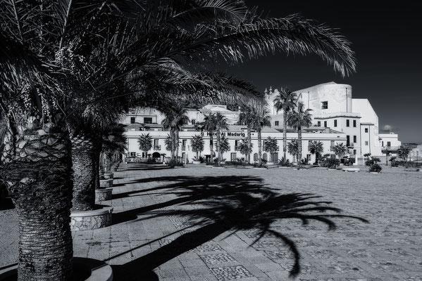 Hotel Al Madarig, Castellammare del Golfo, Sizilien, Fotografie Jürgen Müller