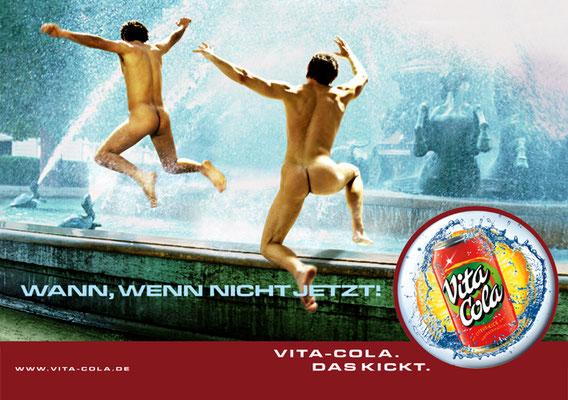 Kampagne Vita Cola, Jürgen Müller