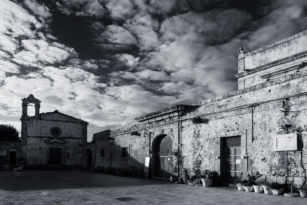 Chiesa di San Francesco, Marzamemi, Sizilien, Fotografie Jürgen Müller