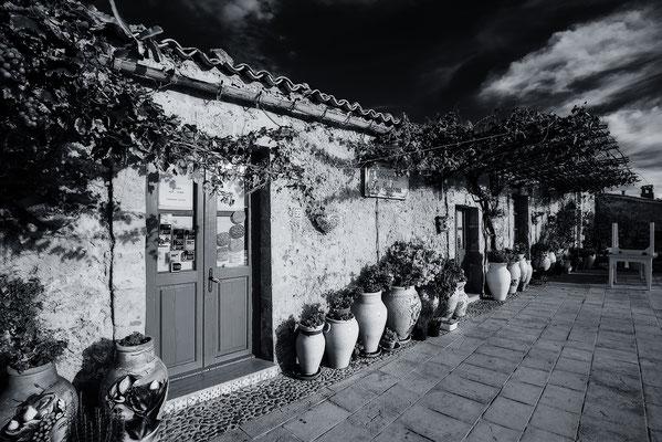 Taverna La Cialoma, Marzamemi, Sizilien, Fotografie Jürgen Müller