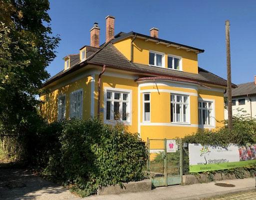 """Das Praxishaus """"Talentegarten"""" in Mödling"""