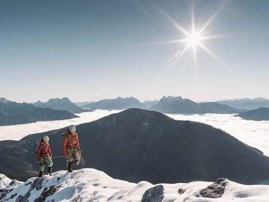 Bergsport Gesäuse