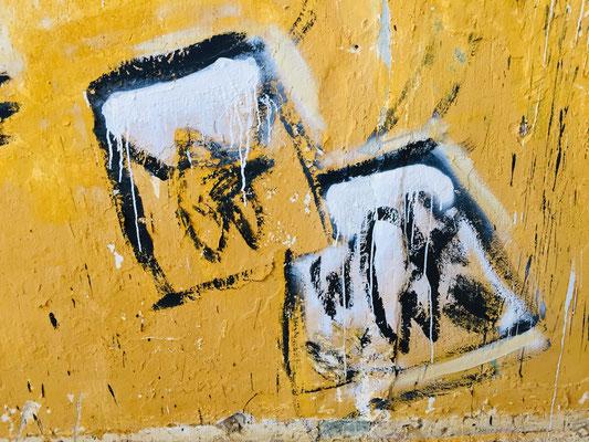 Detail, mural, Artbase, 2019, Bernadette Schweihoff