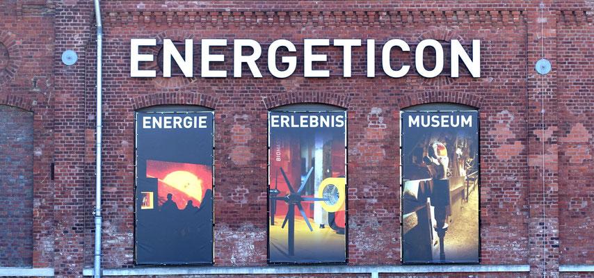 ENERGETICON = Energie-Erlebnis-Museum