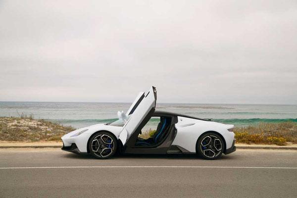 New Maserati MC20