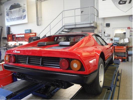 Scuderia GT: Ferrari BB Restauration
