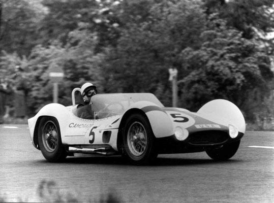 Maserati Tipo 61: Der 60. Jahrestag