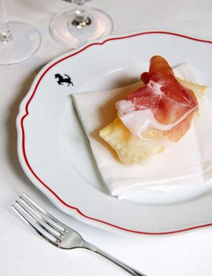 Cavallino Restaurant: Gnocco fritto