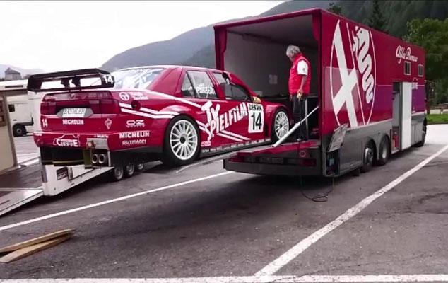 Alfa Romeo 155 Ti V6 ITC 1996