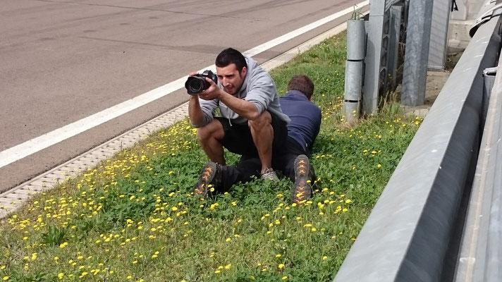 Filmaufnahmen Modena