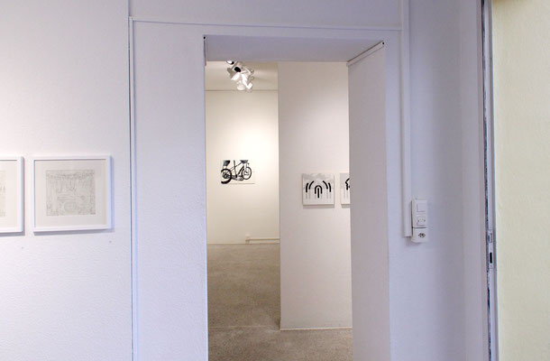 Ausstellung schwarz.weiss Visarte Solothurn