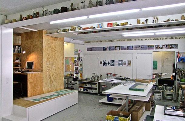 Atelier Jörg Mollet in Solothurn