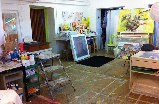Atelier Marcelle Ernst Lehmann in Langenthal