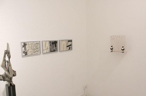Ausstellung schwarz.weiss Visarte Solothurn