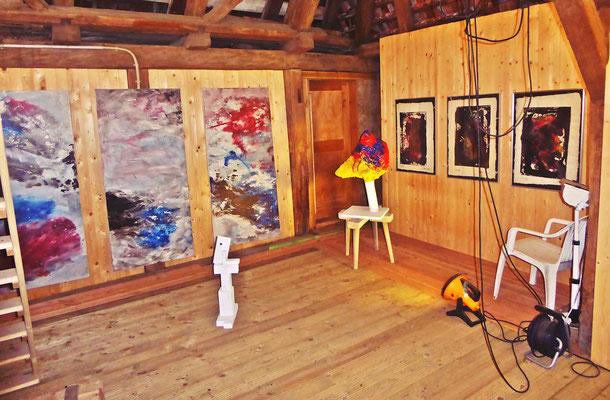 Atelier Pedro Meier in Niederbipp