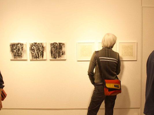 Vernissage Ausstellung schwarz.weiss vom 20. Oktober 2017 an der Hübelistrasse 30 in Olten