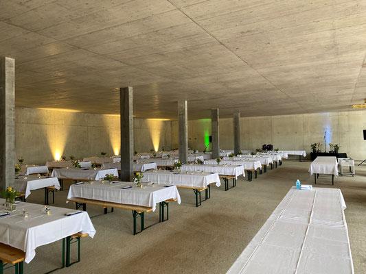 Aufrichtung IPW Winterthur Anbau 2021