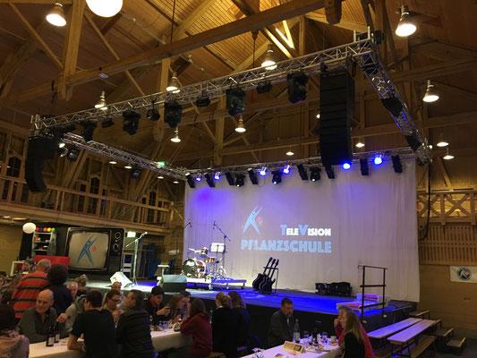 Abendunterhaltung TV Pflanzschule in der Reithalle Winterthur