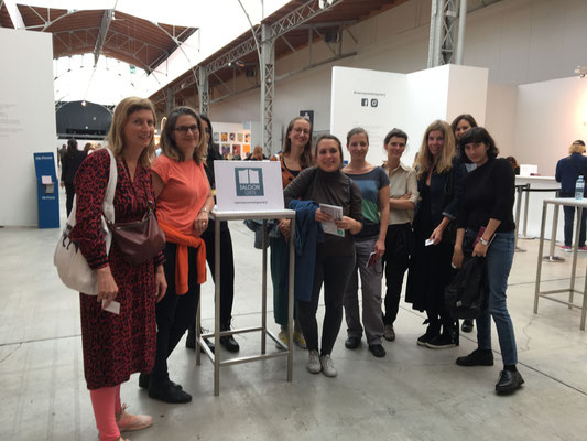 Special guided tour at Vienna Contemporary Art Fair