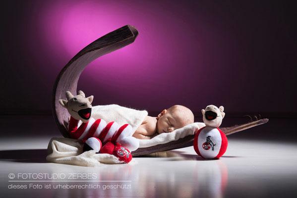 Newborn und Baby Fotoshooting Köln