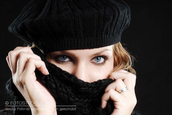 Portrait und Beauty Fotoshooting für Frauem