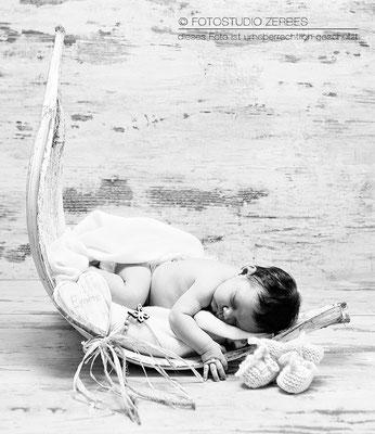 Baby und Newborn Fotoshooting Köln