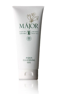 アクアクレンジングジェル アミノ酸の力で浮かして落とす まつ毛エクステにも使用可