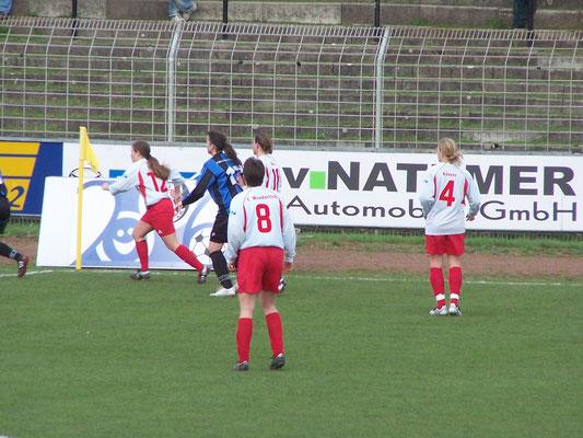 Derby gegen den FSV Frankfurt 2006