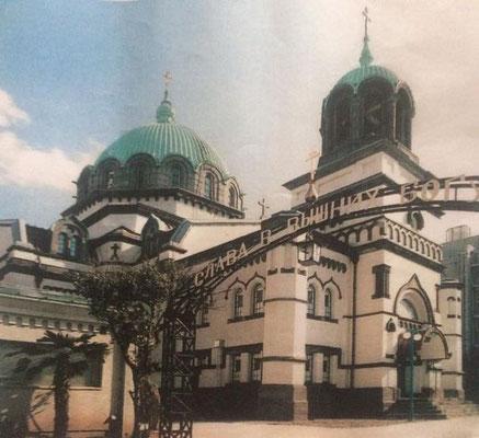 ニコライ堂=東京復活大聖堂