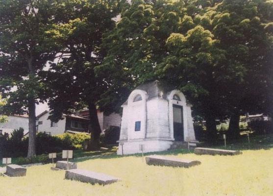 函館外国人墓地(ロシア人墓地)