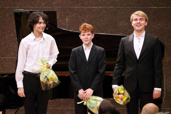 ロシア天才少年育成コンサート