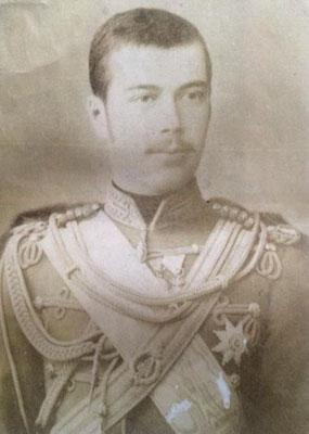 ロシア皇太子ニコライ