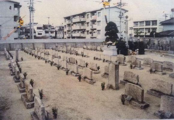泉大津ロシア人墓地