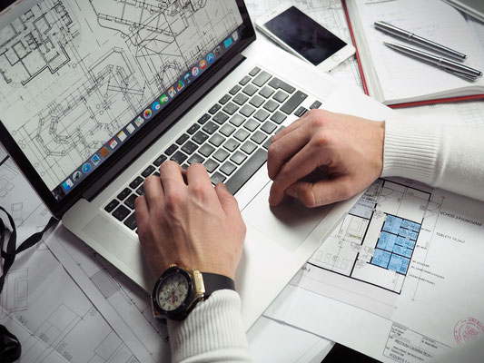 Bau-Planung Neubau und Umbau