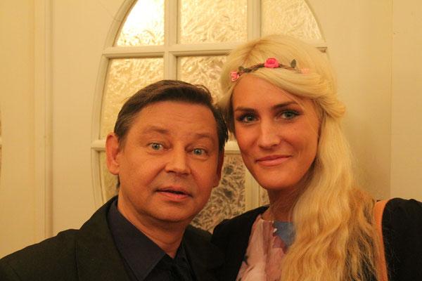 Dmitri Alexandrov,  Eileen Kortum