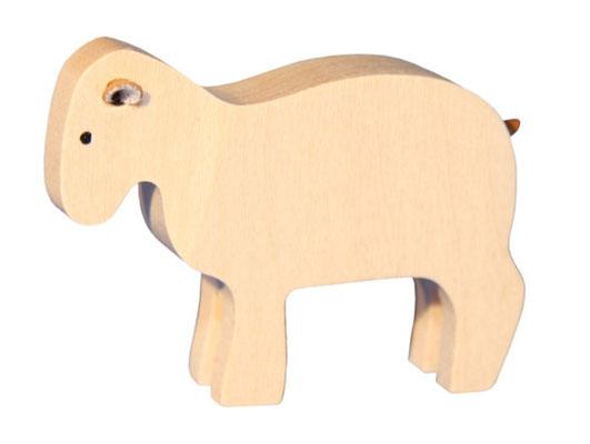 Schafe und Lamm